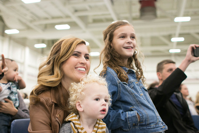 family, portraits, lifestyle, candid, military, homecoming, Army, NNY, Fort Drum, America