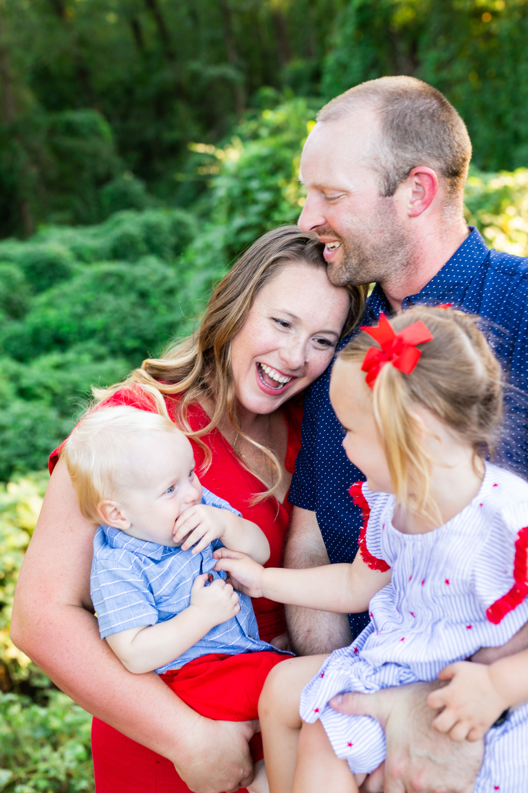 Fort Benning Family Lifestyle Portrait Photographer